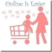 online is easier