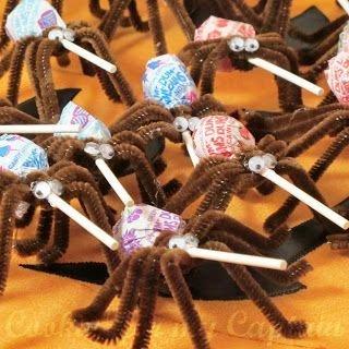 pop spiders