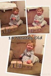 tessa 14 months