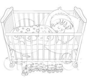 sleeping-crib